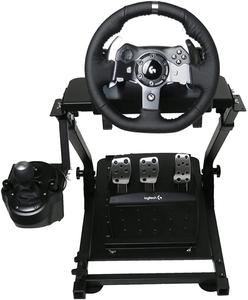 Image 1 - G920 Racing Steering Wheel Stand Shifter Mount fit for G27 G25 G29 Gaming Wheel Stand Wheel Pedals