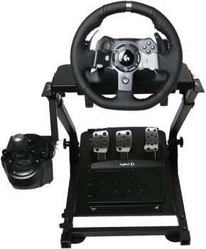 G920 Racing Steering Wheel Stand Shifter Mount Fit For G27 G25 G29 Gaming Wheel Stand Wheel Pedals