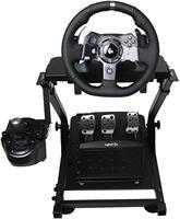 Vender https://ae01.alicdn.com/kf/H8a9695c7da8c448fbc77aee9661f94926/G920 soporte de palanca de cambios para volante de carreras compatible con pedales de soporte para.jpg