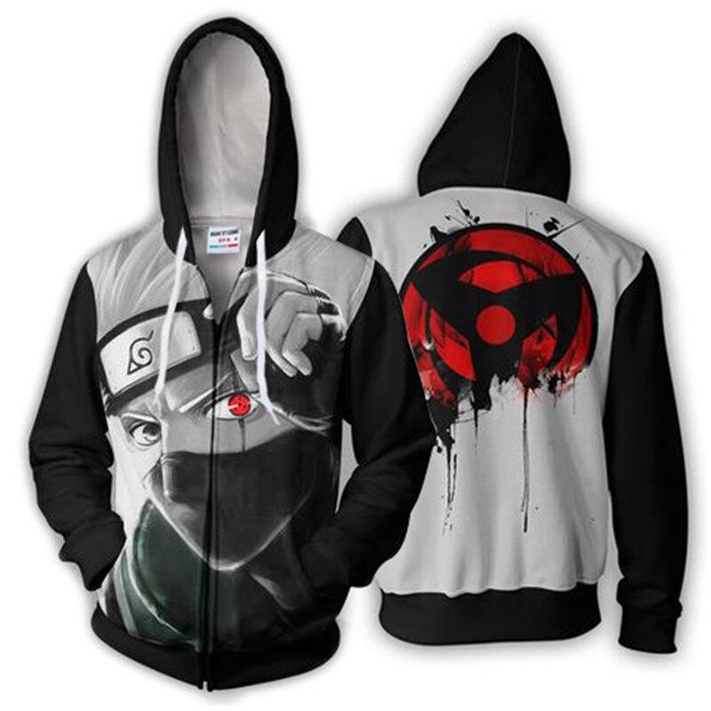 Mens Cool Full-zip Zipper Printed Black Flying Dragon Hoodies Sweatshirt