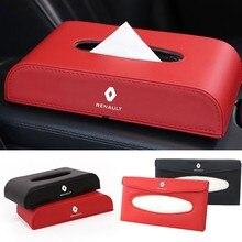 Tissue-Box Interior-Accessories Megane 2 for Renault 3-Duster/logan Clio Laguna/2-captur/Koleos/..