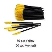 50pcs Yellow 1