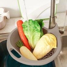Новая кухонная корзина для слива, корзина для раковины, корзина для фруктов, кухонный стеллаж для слива фруктов, овощей, держатель для хранения, поднос для закусок, миска, стол для хранения