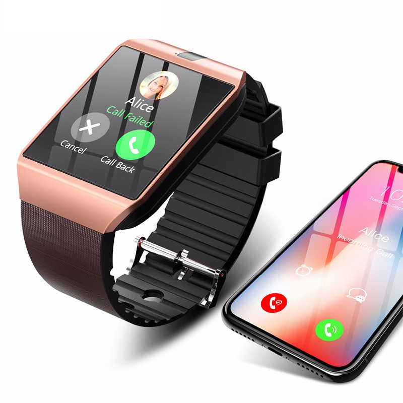 DZ09 Smartwatch Bluetooth Smart Watch Relogio Watch Android Phone Call SIM TF Camera for IOS Apple iPhone Samsung HUAWEI