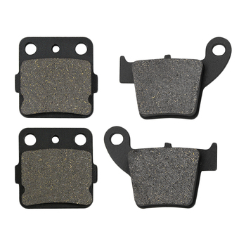Motorcycle Front Rear Brake Pads For Honda CRF 150R CRF150R CRF150RB CRF 150 RB (only R & RB models) 2007 2008 2009 2010-2016 image