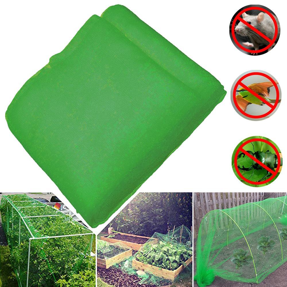 5m Garden Crops Plant Protect Nylon Netting Mesh Net Insect Animal Vegetables