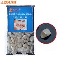 AZDENT 72 шт./пакет зубов Учебная модель специально зубов стоматологические Материал полезно для ухода за зубами инструмент в трех размерах: стоматологических инструментов
