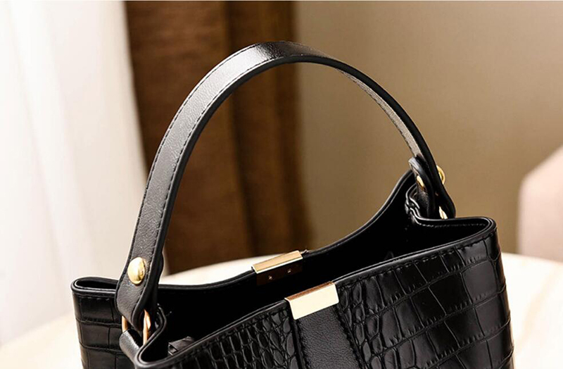 H8a98396ae5d04bf59f6e33f6ee2c42fdD - Women's Handbag | Retro Alligator