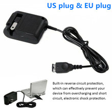 For GameBoy EU/US Plug AC Power Adapter Supply Cable for Nintendo For GameBoy advance GBA SP Console Wall Charger eu plug ac adapter power supply charger for super nintendo snes