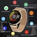 Toleda T7 умные часы с пульсометром кровяное давление кислородный Стоп Часы мобильный телефон часы