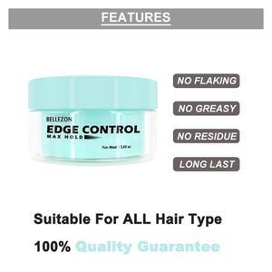 80 мл масло для волос, средство для завивки краев, крем для укладки волос, сломанные волосы, защита от спутанных волос, гель для фиксации волос, универсальный для мужчин и женщин