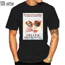 Lolita filme poster masculino branco t camisa nova s m l xl 2xl 3xl 4xl 5xl