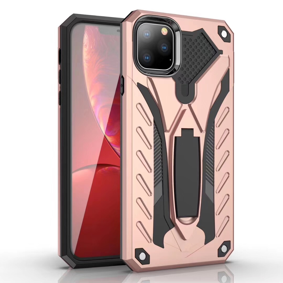 WEFIRST Rugged Hard PC Case for iPhone 11/11 Pro/11 Pro Max 8
