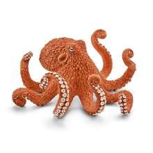 1 pçs 3.7 polegada américa do norte polvo figura de ação pvc oceano vida marinha estatueta brinquedo simulação vida selvagem modelo festa decoração 14768