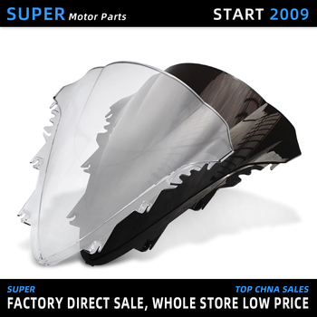 Motorcycle Accessories Windshield Windscreen shroud Fairing For YAMAHA YZF1000 R1 2007 2008 YZF 07 08  07-08