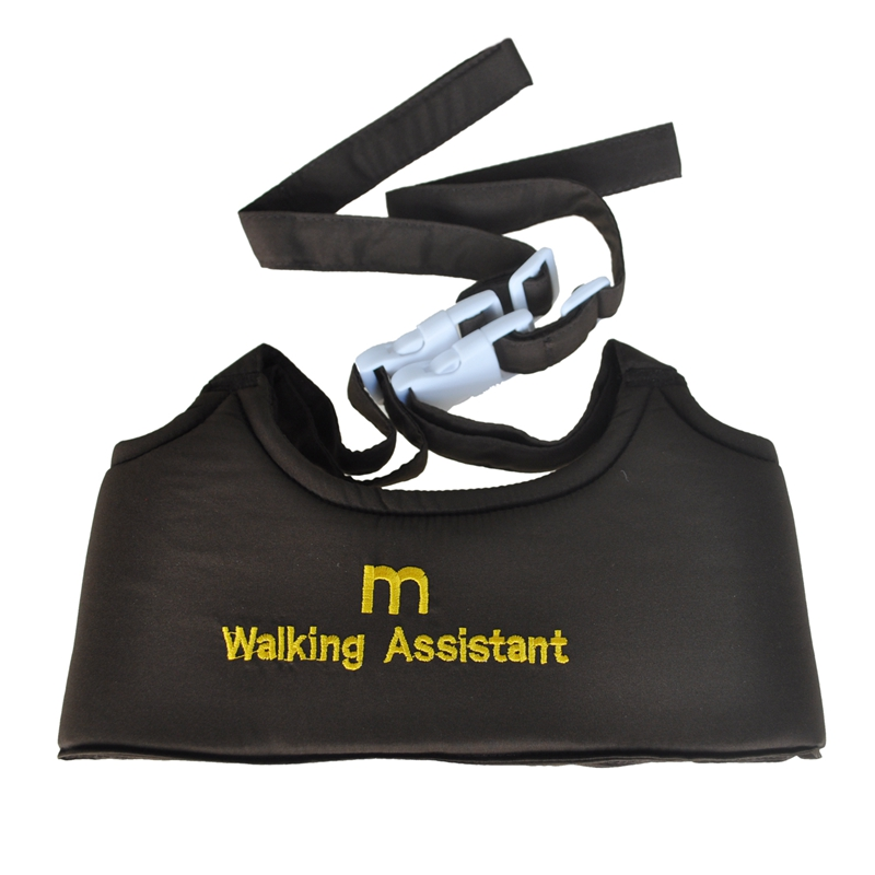 Hot-Baby Toddler Walking Assistant Learning Walk Safety Reins Harness Walker Wings - Coffee