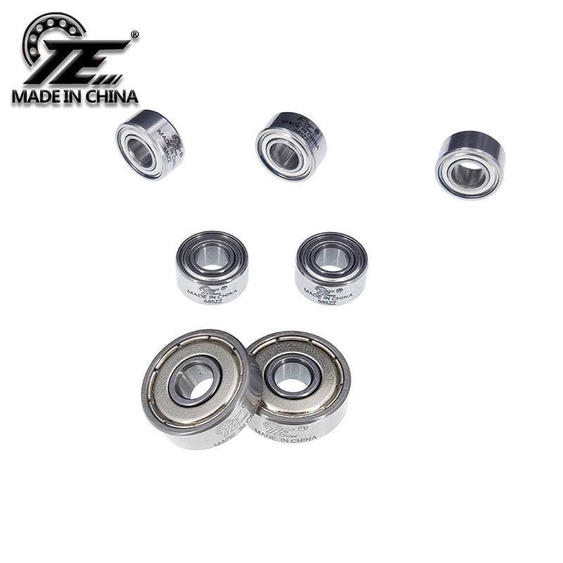 TE 638ZZ bearing 8*28*9(mm) ABEC-5 9pcs Metal Sealed Miniature Mini Bearing 638 638Z 638 ZZ chrome steel bearing