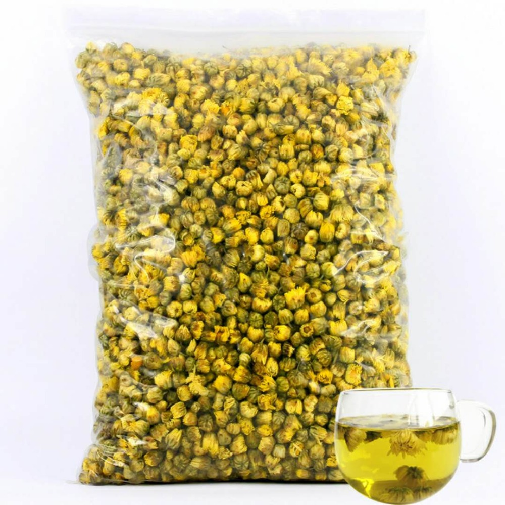 2020 China Chrysanthemum Flower Tea Green Food for Health Care lose Weight 1