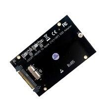 PCIe SSD SFF-8639(U.2) адаптера для ноутбука 13/14/15/16/17 MacBook Air Pro retina с 3,5 дюйма расширитель HDD клетка