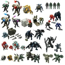 Lost Planet Powered Suit MFT CG01 02 MM001 DA20DA-23 DA24 DA26AB  DA09 DA25 DA13 MS-SAT04 05 Transformation Robot Action Figure