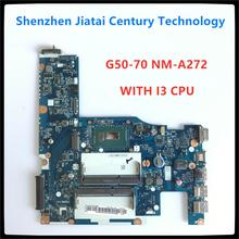 Notebook Motherboard Lenovo Z50-70 for G50-70/Z50-70/G50-70m I3-Cpu 100%Test-Work ACLU1