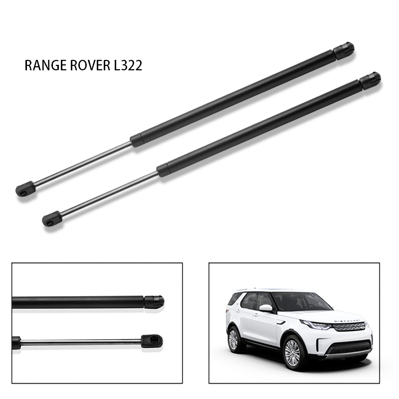 For Land Rover Range Rover L322  2002-2018 2pcS Car Gas Struts Support Tailgate Boot Trunk Spring Shock Struts Accessories