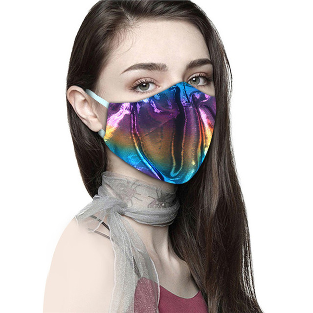 Adult Couple Printing Mask Outdoor Cycling Breathable Sports Outdoor Mask Star Wars Cotton Storage Reusable Protection Virus 2