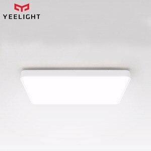 Image 2 - Yeelight LED ضوء السقف برو الغبار بلوتوث/واي فاي/المنزل App التحكم عن بعد مصباح السقف الذكية ل 25 35 مربع