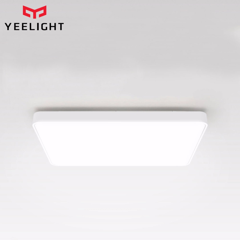 Image 2 - Yeelight LED Ceiling Light Pro Dustproof Bluetooth/Wifi/home App Remote Control Smart Ceiling Lamp For 25 35 SquareCeiling Lights   -