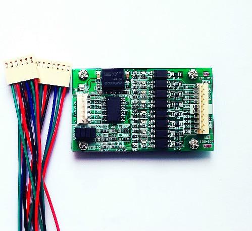 I2C / SMbus / UART / ModBus-RTU_8 Channel IO Input And Output Module, PLC Touch Screen Communication