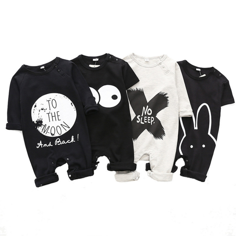 Newborn Leotard Baby Clothes Cotton Body Baby Short Sleeve Long Sleeve Underwear Baby Boys Girls Clothing Baby Clothing