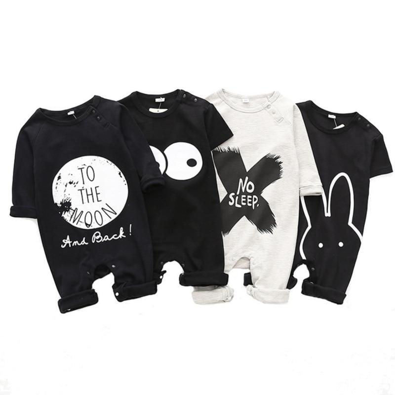 Newborn Leotard Baby Clothes Cotton Body Baby Short Sleeve Long Sleeve Underwear Baby Boys Girls Clothing Baby Clothing