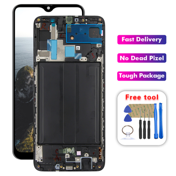 100% Tested For Samsung A70 LCD A705 A705F A705W A705FN/DS LCD Display Touch Screen Digitizer Assembly