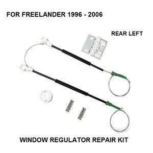 Image 1 - Para land rover freelander regulador de janela elétrica kit de reparação traseira esquerda 1996 2006