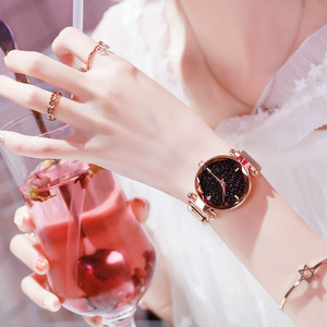 Image 3 - 2019 נשים שעונים אישה יוקרה מותג אופנה פלדת נשים קוורץ שעונים נשי שעון גבירותיי שורש כף יד שעונים נשים של שעוני יד
