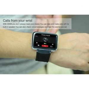 Image 5 - Android Bluetooth WiFi GPS สมาร์ทนาฬิกา Smartband mini โทรศัพท์มือถือ Smartwatch Fitness Tracker MTK6752 4GB ROM 3G สมาร์ทโฟน