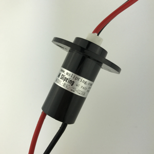 Image 5 - Large Current 30A 2/3/4/5/6 Channel Slip Ring 22mm/31mm Rotate Connector Slip Rings SRC 22 0X30A Capsule Conductive Slip ring