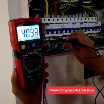 UNI-T UT89X UT89XD Digital Multimeter True RMS Tester AC DC Voltmeter Amperemeter 1000V 20A Kapazität Widerstand Mit Original Tasche