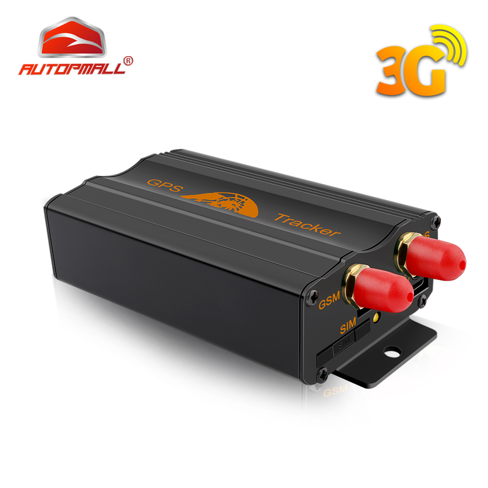 Vehicle Tracker Car GPS Cut Oil Fuel Tracking Device Coban SOS Geo fence OverSpeed Alarm Voice Monitor 3G GPS Tracker Free APP|GPS Trackers| |  - title=
