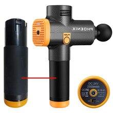Akumulator do masażu Phoenix a2 czarny akumulator do masażu ciała Phoenix MG45
