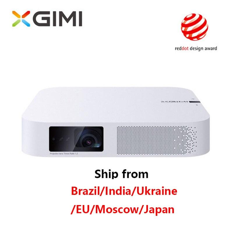 XGIMI Z6 Polare Mini portatile smart home theater 3D Android 6.0 wifi 1080P Full HD Home Cinema Bluetooth proiettori