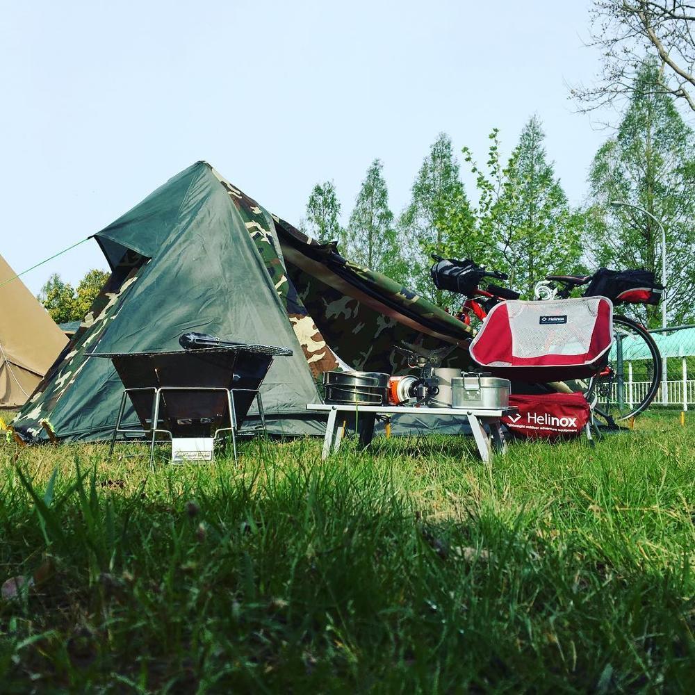 GeerTop One Person Bivy Tent 3 4 Season Camping Tents Ultralight Waterproof Army Bivvy Tents Outdoor
