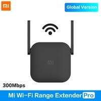 Xiaomi Mijia-enrutador inteligente para el hogar, extensor de rango Wifi, amplificador Pro, repetidor expansor de red de 300M, antena extensora de potencia para oficina