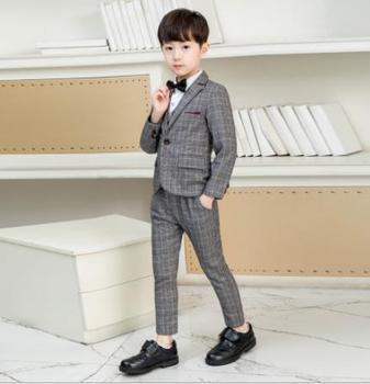 Suits for Boy Single Breasted Boys Blazers for Weddings Costume Enfant Garcon Mariage Boys Tuxedo Jogging Garcon Kids clothes