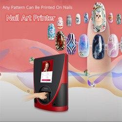 O2Nails Mobile Nagel Drucker Berufs Nägel Kunst Ausrüstung Nagel Werkzeuge für Maniküre Werkzeug Druck Bild Muster Farbe Druck