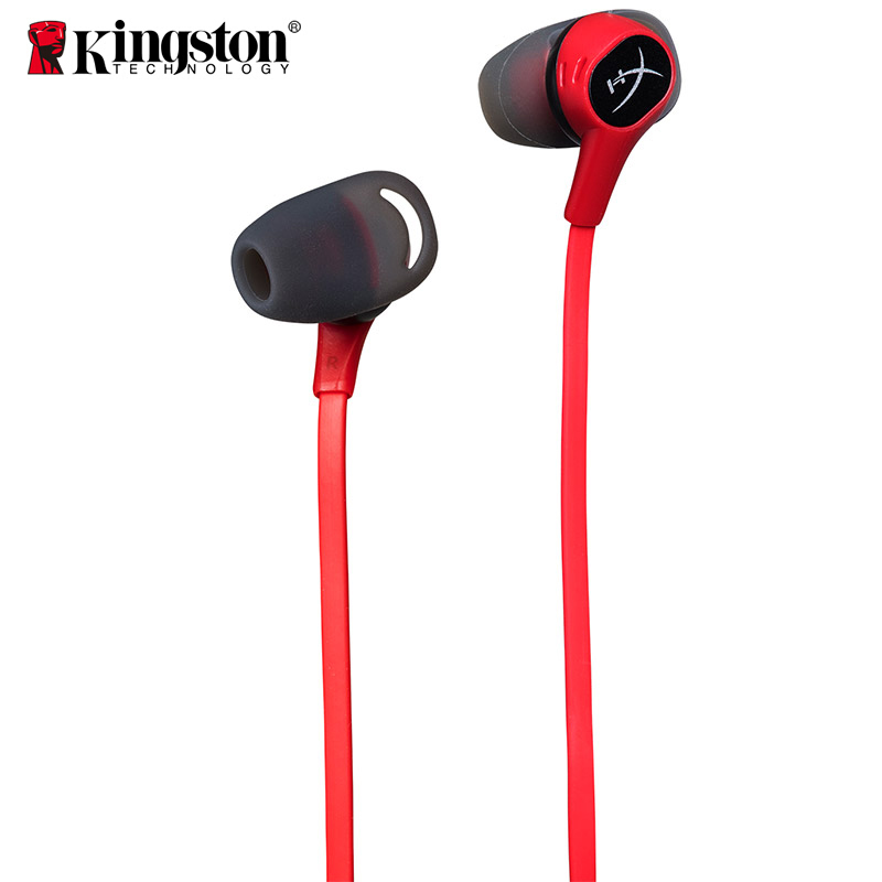 Kingston In-Ear headset HyperX Cloud Earbuds Gaming Headset With a microphone Immersive in-game audio image