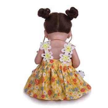 Кукла-младенец KEIUMI 22D144-C603-H177-S34-H162 2