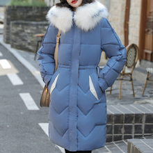Down Jacket Woman Hooded Winter Women Plus Size Coats Jackets Warm Parka Fashion Downs Coat