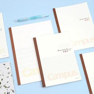KOKUYO все предметные студенческие записные книжки для студентов бумажные WCN-CNB 8 типов внутренних страниц A5 B5 30/60 листов школьные стационарные