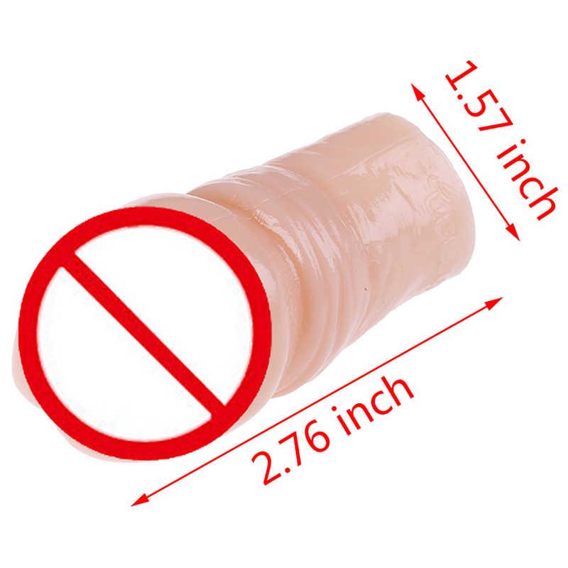 Dispositif de chasteté masculine jouet sexuel adulte manchon de pénis anneau de pénis Correction de prépuce anneaux de coq retarder l'éjaculation accessoires érotiques